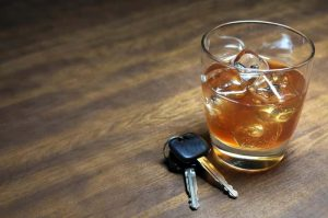 Liquor Related Crashes And Fault