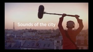 The Sounds Of The City